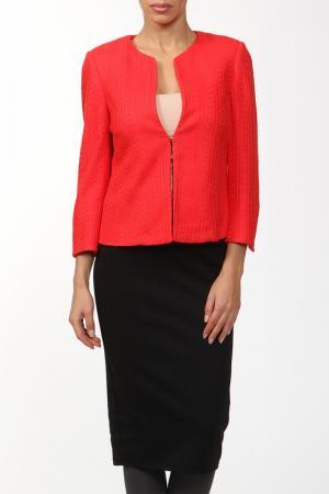 Пиджак Marly's. Цвет: красный