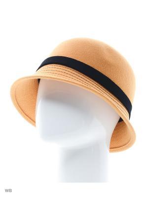 Шляпа Marini Silvano.. Цвет: горчичный