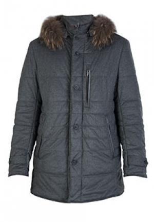 Куртка GIMOS GIMO'S. Цвет: коричневый