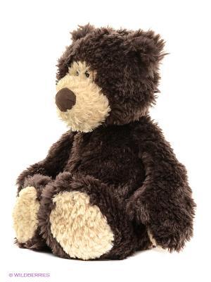 Игрушка мягкая Babbs Gund. Цвет: темно-коричневый, бежевый