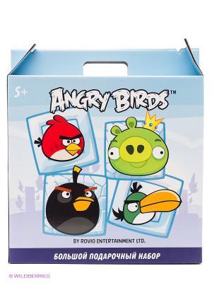 Большой подарочный набор Angry Birds Centrum. Цвет: синий