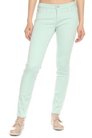 Джинсы Trussardi Jeans. Цвет: светло-зеленый