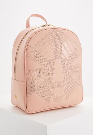 Рюкзак Cavalli Class. Цвет: розовый