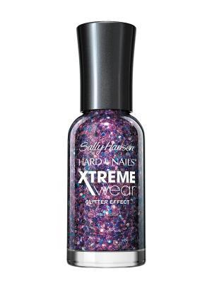 Sally Hansen Xtreme Wear Лак для ногтей тон 450. Цвет: прозрачный, сиреневый
