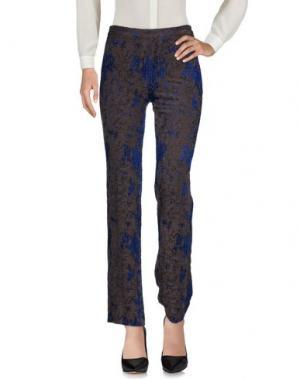 Повседневные брюки JAN & CARLOS. Цвет: серый