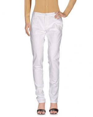Повседневные брюки MASON'S. Цвет: белый