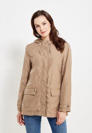 Куртка OVS. Цвет: бежевый
