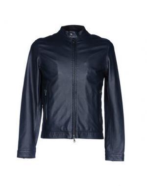 Куртка GOLD CASE by ROCCO FRAIOLI. Цвет: темно-синий
