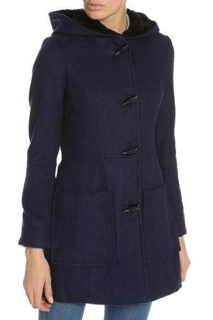 Пальто Jessica Simpson. Цвет: navy