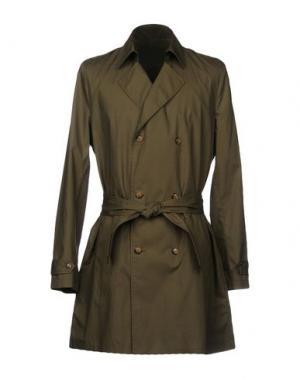 Легкое пальто ..,BEAUCOUP. Цвет: зеленый-милитари
