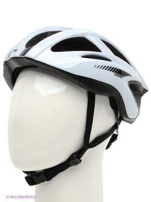 Шлем BBB. Цвет: темно-серый, белый
