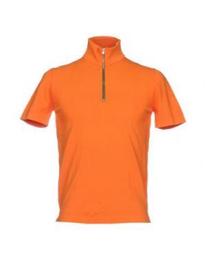 Водолазки DONDUP. Цвет: оранжевый
