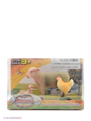 Набор фигурок Ферма Happy Kin 9605/овца