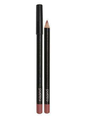 Кремовый карандаш для губ  MANGO тон 72 POETEA. Цвет: светло-бежевый