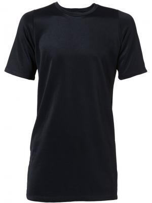 Эластичная футболка Judson Harmon. Цвет: чёрный