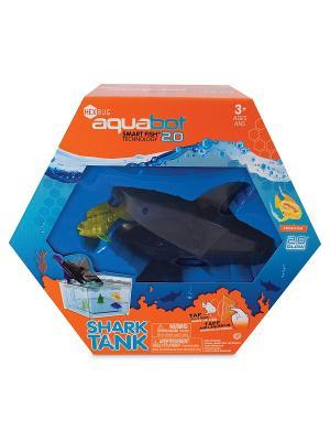 Набор AquaBot Shark Tank HEXBUG. Цвет: голубой, синий, черный