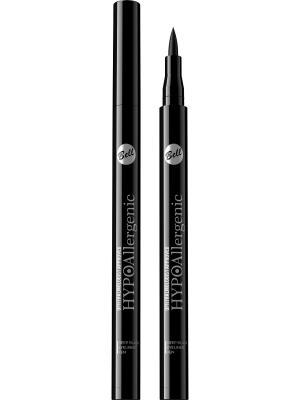 Bell Hypoallergenic подводка-фломастер интенсивно маскирующая Deep Black Eyeliner Pen .. Цвет: черный