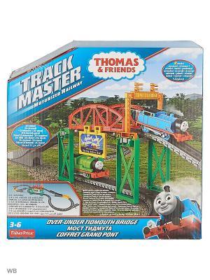 Томас и его друзья Игровой набор Гонка по болоту THOMAS & FRIENDS. Цвет: желтый