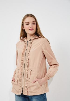 Куртка Armani Exchange. Цвет: бежевый
