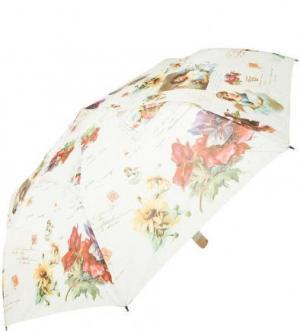 Складной зонт с цветочным принтом Zest. Цвет: цветочный принт