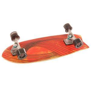 Скейт мини круизер  Cx.4 Complete Swallow Assorted 9.75 x 29 (73.6 см) Carver. Цвет: красный