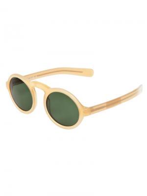 Солнечные очки Paul S Arsene Paris. Цвет: none
