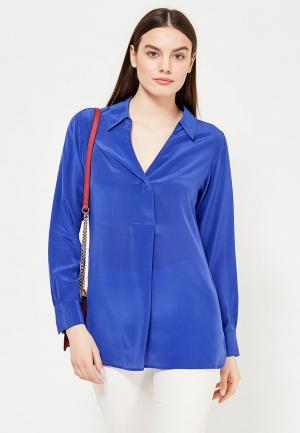 Блуза Escada Sport. Цвет: синий