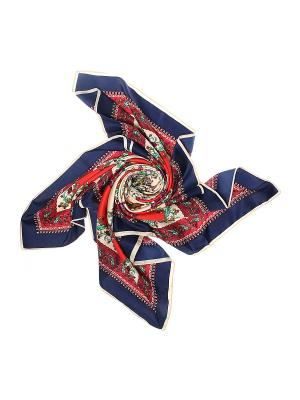 Платок Migura. Цвет: бежевый, зеленый, коричневый, красный, фиолетовый