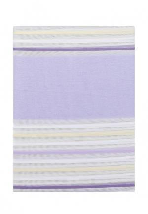 Тюль Sanpa. Цвет: фиолетовый