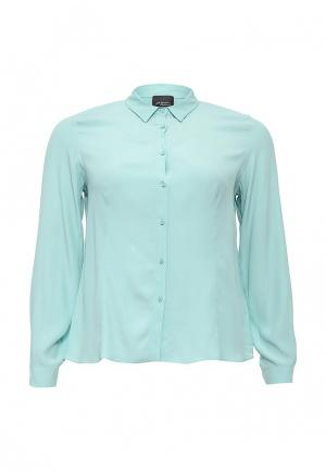 Блуза Persona by Marina Rinaldi. Цвет: мятный