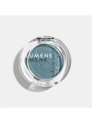 Lumene Nordic Chic Pure Color Тени для век № 13 Clear Lake. Цвет: светло-голубой, серебристый