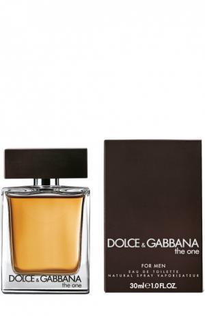 Туалетная вода Dolce&Gabbana  One For Men Dolce & Gabbana. Цвет: бесцветный