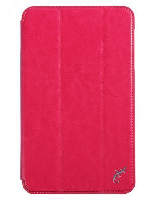 Чехол G-case Slim Premium для Samsung Galaxy Tab 4 8.0. Цвет: розовый