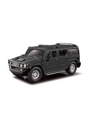 Машина р/у Hummer H2 SUV  1:24 HOFFMANN. Цвет: черный