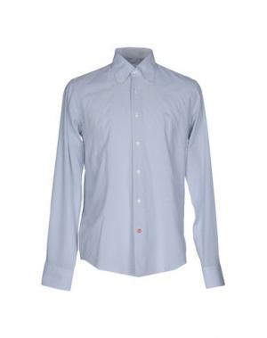 Pубашка ERA. Цвет: светло-серый