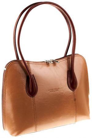 Bag MATILDA ITALY. Цвет: taupe and brown