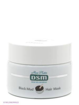 Грязевая маска для волос, 250 мл Mon Platin DSM. Цвет: белый