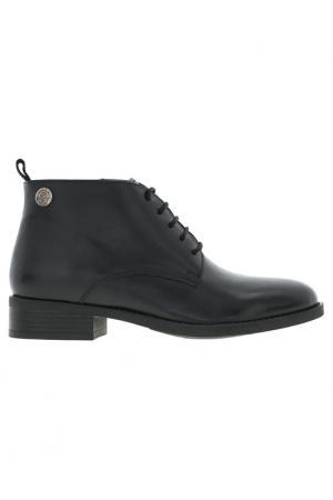 Ботинки BEGONIA. Цвет: черный (big)