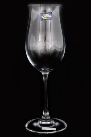Набор бокалов для вина 260 мл Crystalite Bohemia. Цвет: прозрачный