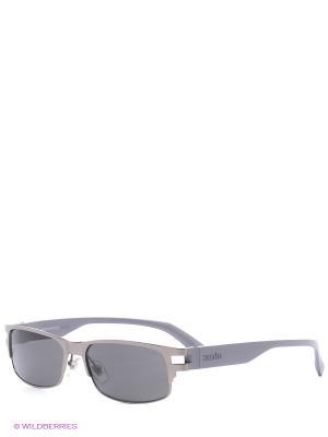 Солнцезащитные очки  RH 742 03 Zerorh. Цвет: серый