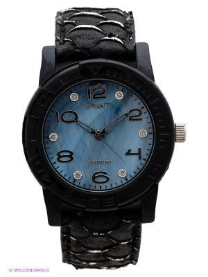 Часы Sprout. Цвет: черный