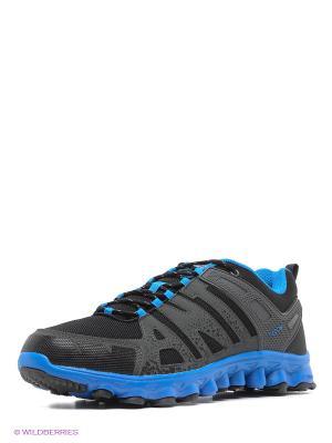 Кроссовки ANTA. Цвет: черный, серый, синий