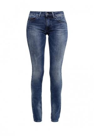 Джинсы Tommy Hilfiger Denim. Цвет: синий