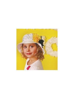 Шляпа DEMBOHOUSE. Цвет: желтый