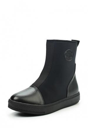 Ботинки Chic Nana. Цвет: черный