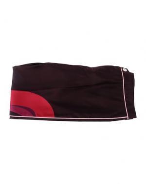 Повседневные брюки F.R.S. FOR RESTLESS SLEEPERS. Цвет: баклажанный