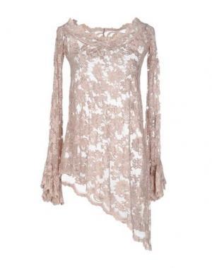 Блузка BALENSI. Цвет: светло-розовый