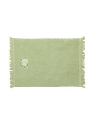 Полотенце для рук мини Heritage AVANTI. Цвет: зеленый