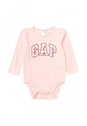 Боди Gap. Цвет: розовый