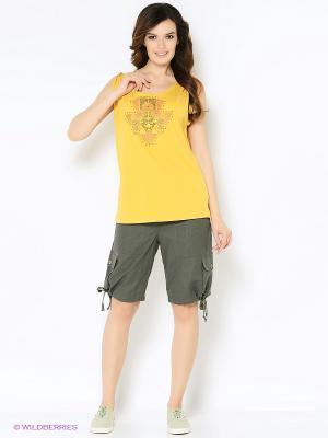 Комплект одежды RELAX MODE. Цвет: горчичный, серый, светло-оранжевый